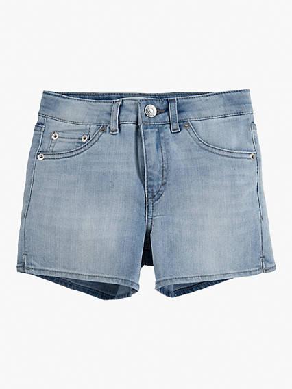 Teenager Shorty Shorts