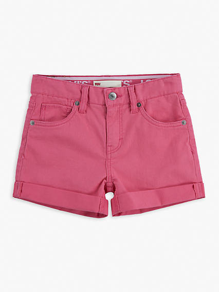 Kids Girlfriend Shorty Shorts