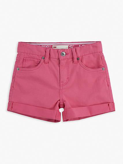 Kids Girlfriend Shorty Shorts