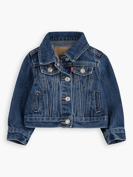 Teenager Trucker Jacket