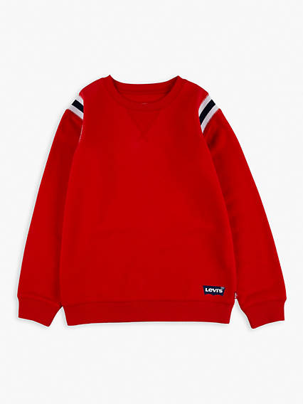 Kids Oversized Dorito Crewneck