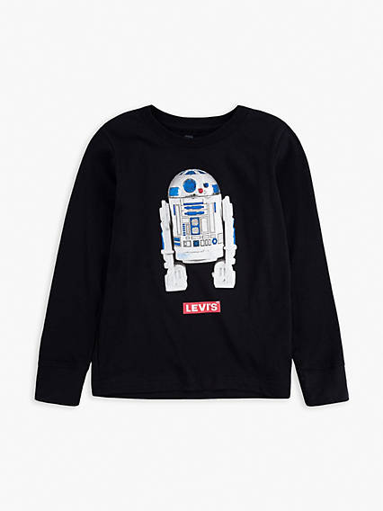 Levi's® X Star Wars R2D2 Tee Long Sleeved