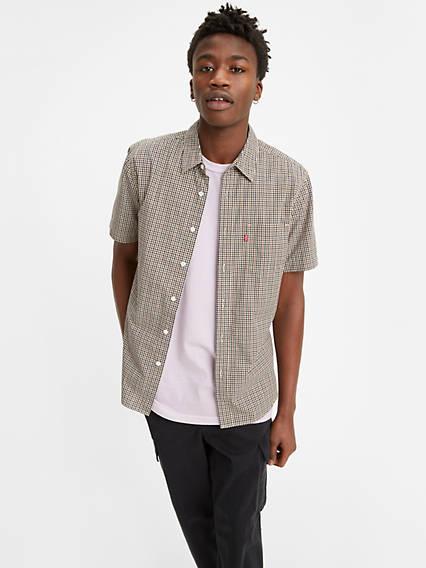 Classic One Pocket Short Sleeve Tee Shirt