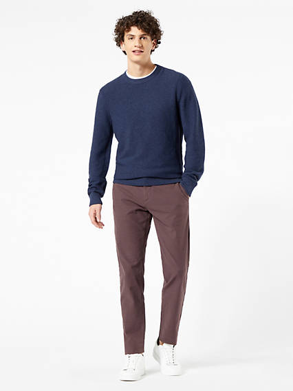 Chino, Tapered Fit - Textured