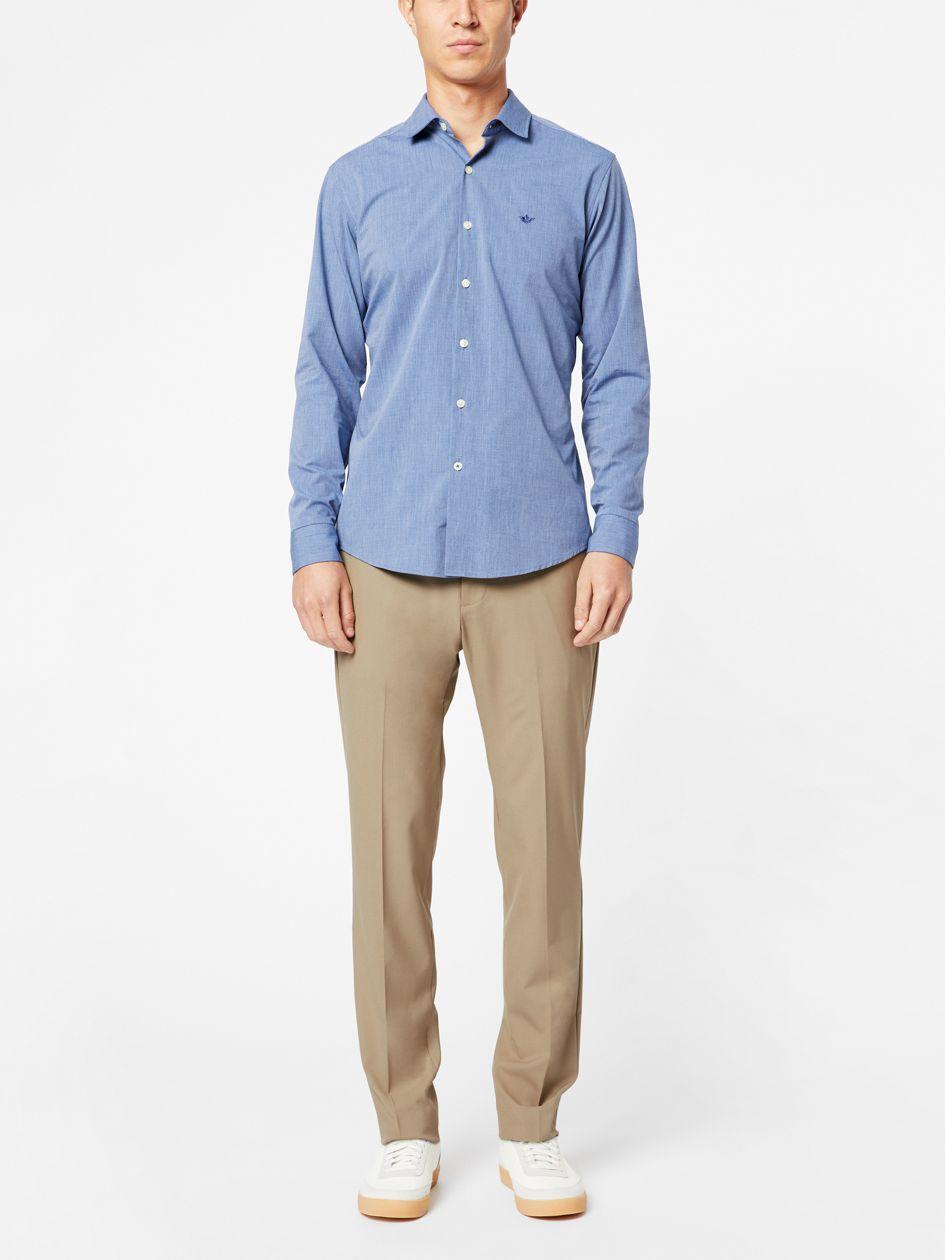 Alpha Trousers, Slim Fit - Tan 866320000   Dockers® US