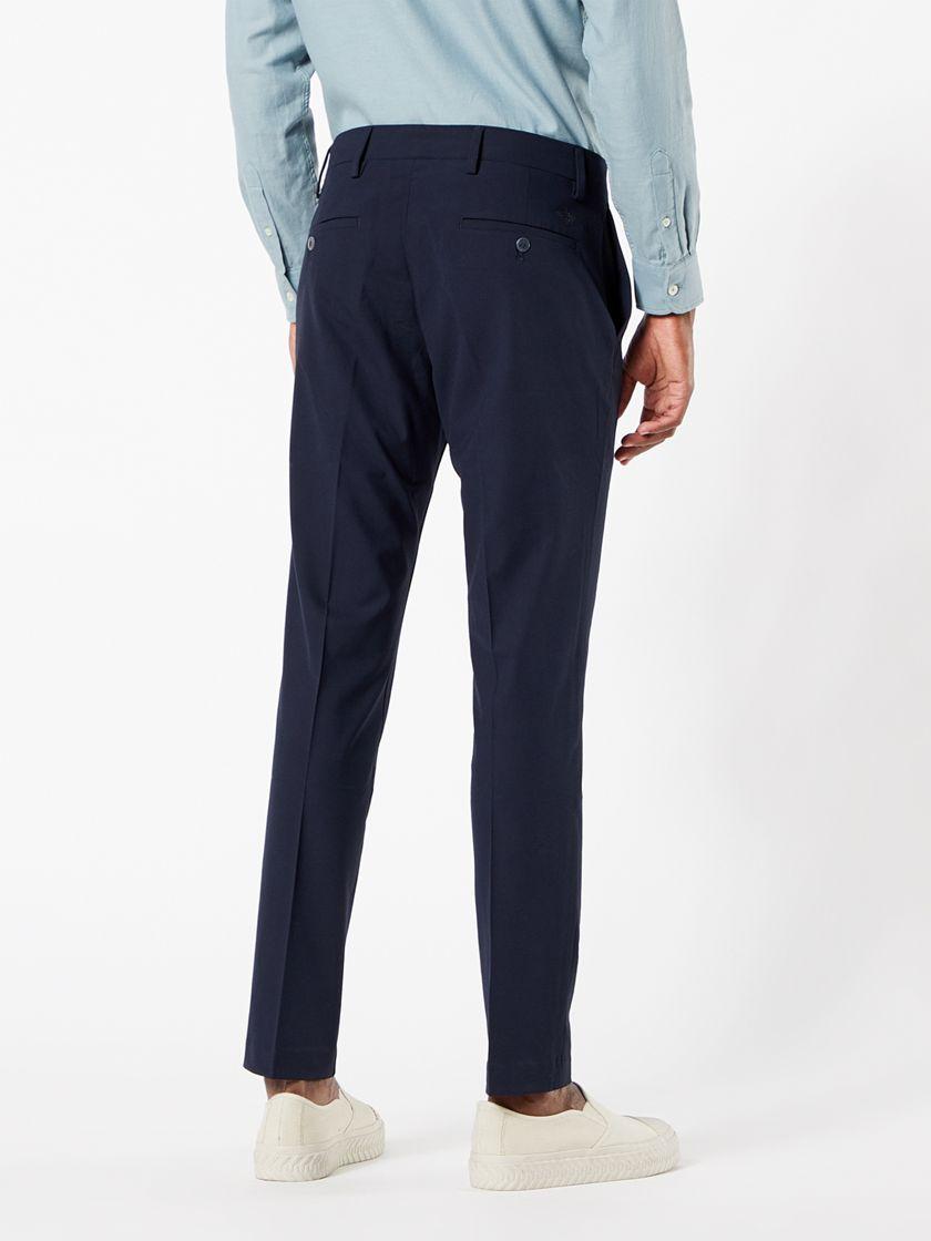 Alpha Trousers, Slim Fit - Blue 866320011 | Dockers® US