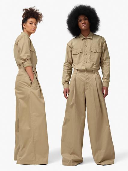Dockers® x karla Wide Leg Trousers