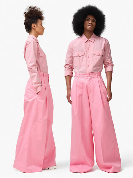 Dockers® x karla Wide Leg Trousers