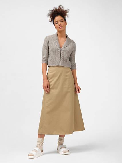 Dockers® x karla Full Skirt