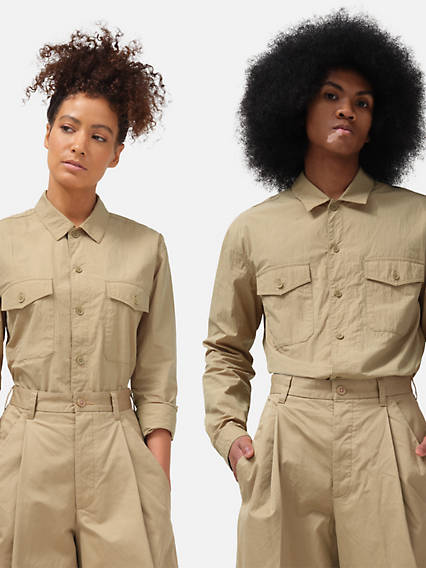 Dockers® x karla Button-Up Shirt