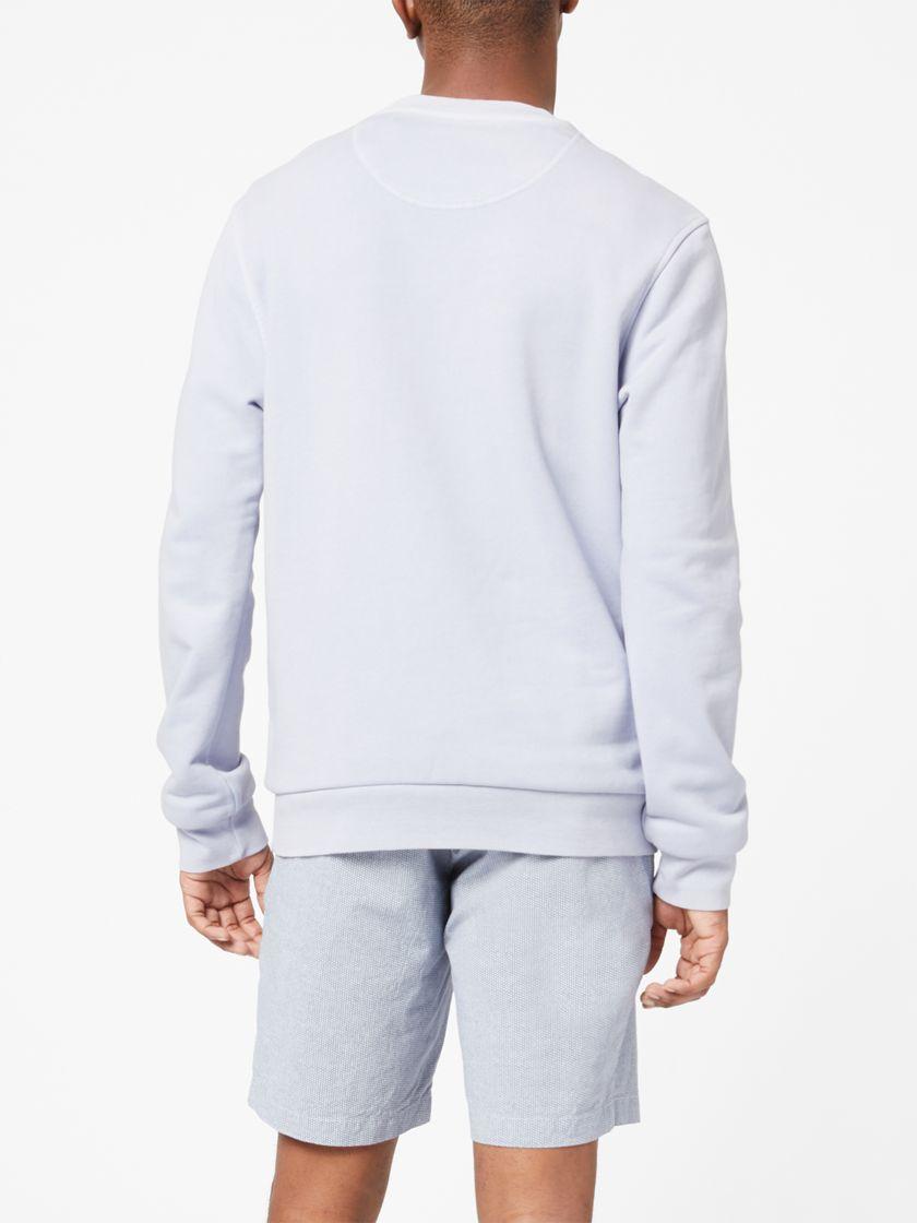 Logo Sweatshirt, Regular Fit - Purple 873080000 | Dockers® US