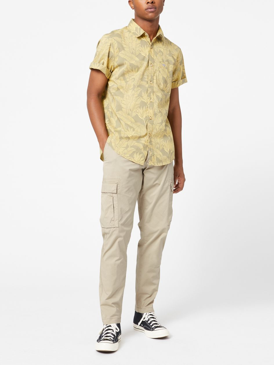 Tech Cargos, Tapered Fit - Tan 873410002 | Dockers® US