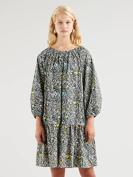 Short Tent Dress