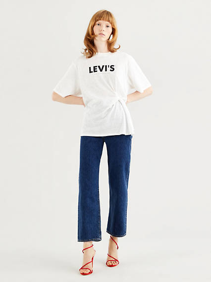 Reworked Twist Shirt
