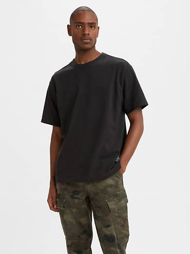Oversized Pique T-Shirt