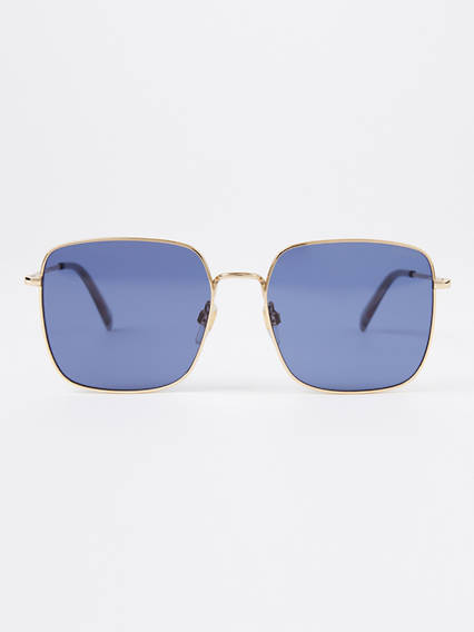 Levi's Blue Square Sunglasses