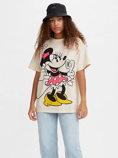 Levi's® x Disney Minnie Short Sleeve T-Shirt