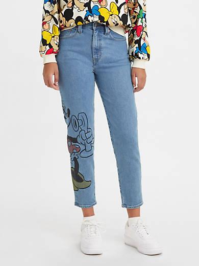 Levi's® x Disney High Rise Boyfriend Women's Jeans