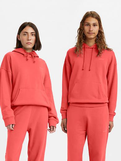 Red Tab™ Unisex Hoodie Sweatshirt