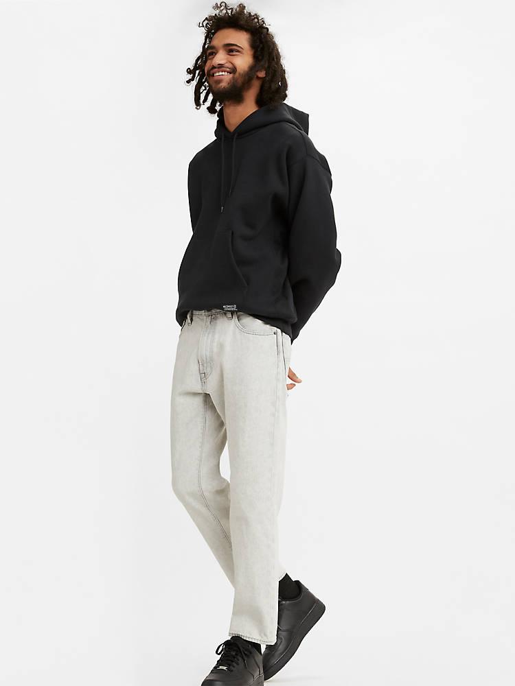 Levis 551 Z Authentic Straight Crop Mens Jeans