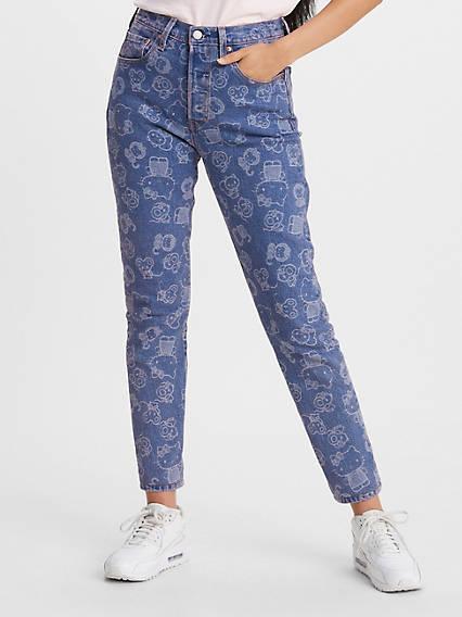 Levi's® x Hello Kitty® Skinny Women's Jeans