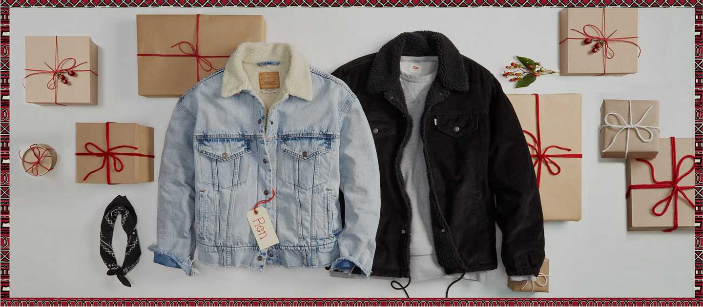 Jeans Denim Jackets Clothing Levis Official Site Enzo Baju Polo Pria Men Shirt Crocodile Original Relax Fit Gift Of The Season