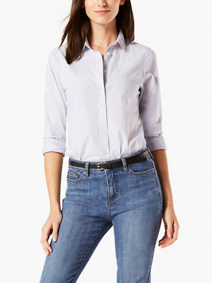 Tailored Stretch Shirt