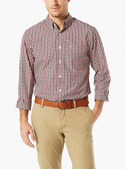 Big & Tall No Wrinkle Shirt