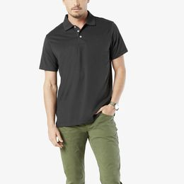 Dockers Mens Performance Polo, Classic Fit