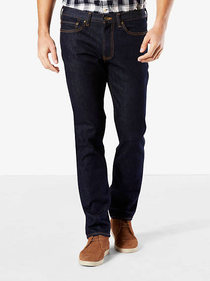 Jean Cut Pants, Slim Fit