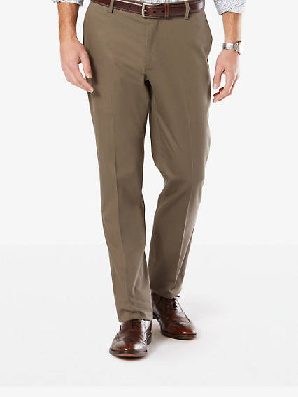 Signature Stretch Khaki, Athletic Fit