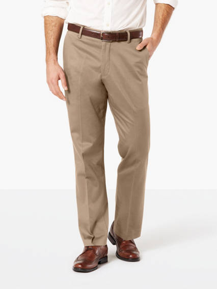 Ultimate Iron Free Khaki Pants, Classic Fit