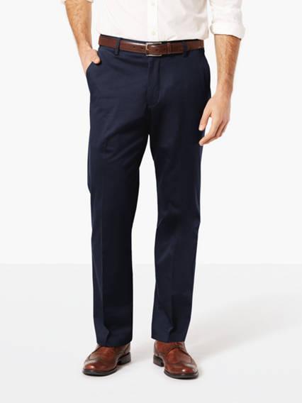 Ultimate Iron Free Khaki Pants, Classic Fit