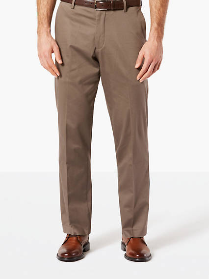 Ultimate Iron Free Khaki, Straight Fit