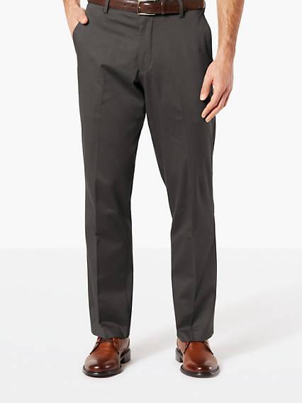 Ultimate Iron Free Khaki, Straight Fit