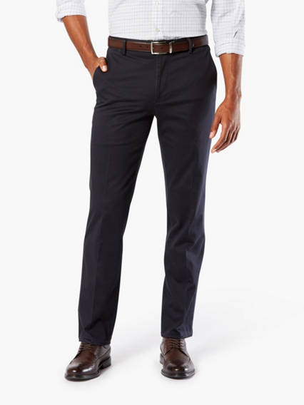 Ultimate Iron Free Khaki Pants, Straight Fit