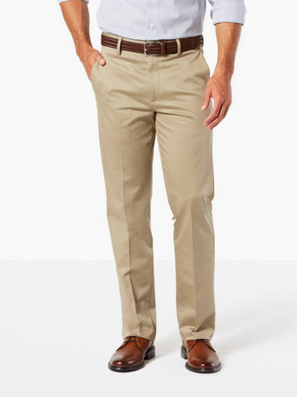 Ultimate Iron Free Khaki Pants, Slim Fit