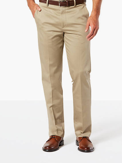 Ultimate Iron Free Khaki, Slim Fit