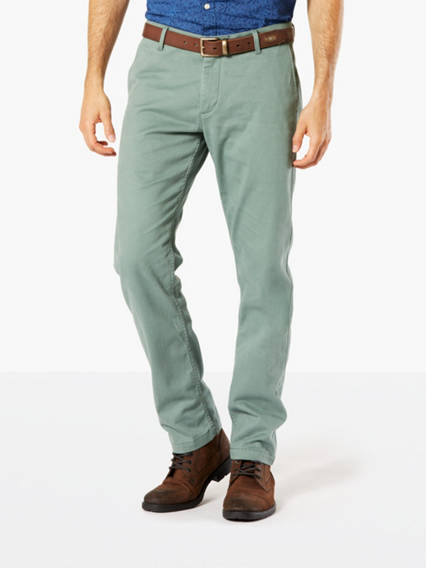 Big & Tall Pacific Washed Khaki Pants