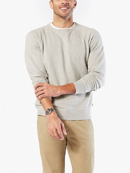 Crewneck Sweatshirt - Garment Dye