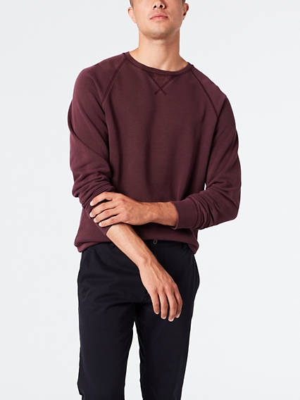 Sweaters Sweatshirts For Men Mens V Neck Sweaters Dockers Us