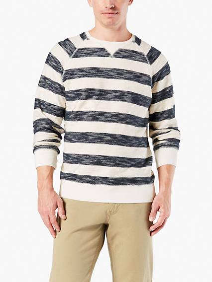Crewneck Reverse Terry Sweatshirt