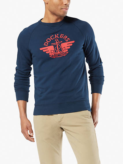 Men's Logo Crewneck Sweatshirt