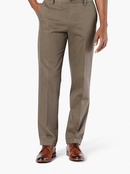 Signature Stretch Khaki, Classic Fit