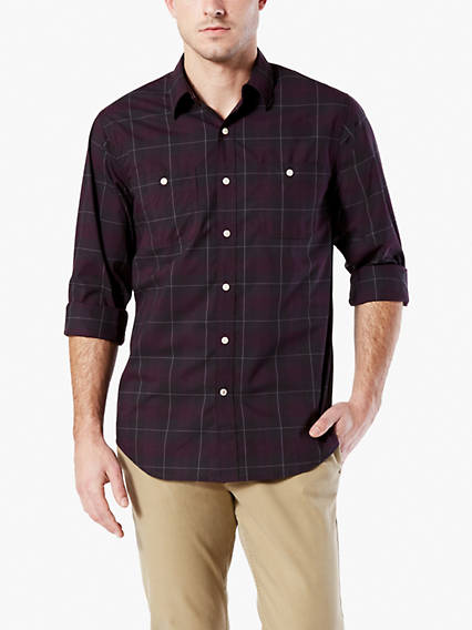 2 Pocket Work Shirt