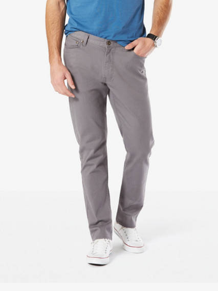 Men's Jean Cut Pants, Athletic Fit