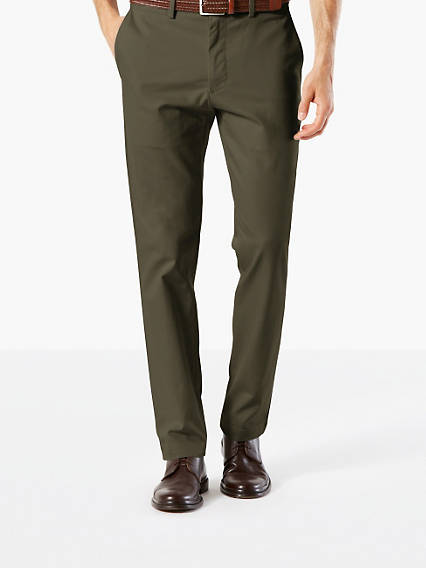Clean Khaki, Slim Tapered Fit