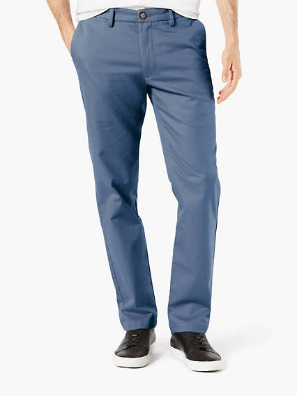Standard Clean Khaki Slim Tapered - Stretch Twill