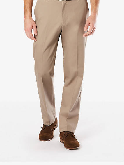 Big & Tall Signature Stretch Khaki