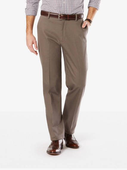 Big & Tall Signature Stretch Khaki Pants